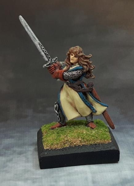 Sword Sister