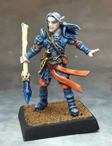 Sword to Staff Conversion