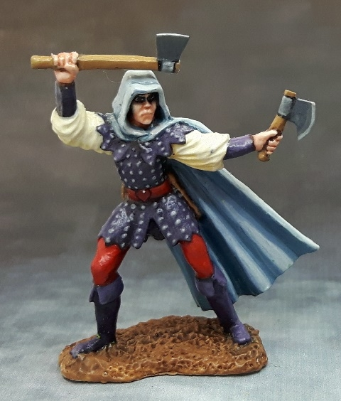 Swords to Axe Conversion
