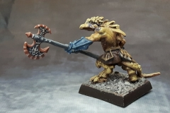 Glaive to Axe Conversion