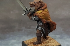 Human to Wolfman conversion