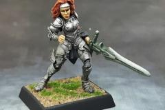 Samantha of the Blade
