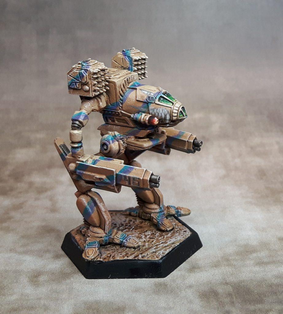 BattleTech Miniatures: Madcat (Painted) - Hecatina